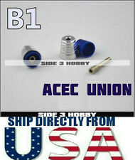 Metal Detail Up BLUE Luxury Thruster Set B1 For 1/100 MG Gundam - U.S.A. SELLER