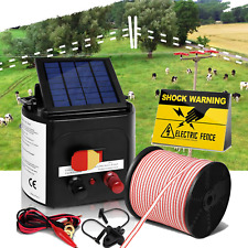 Solar Electric Fence for sale | eBay
