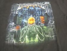 DRAGONFORCE MAXIMUM OVERLOAD  TOUR SHIRT LARGE  R7
