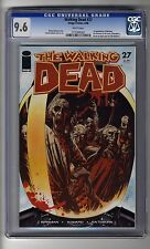 Walking Dead # 27 - CGC 9.6 WHITE Pages - First Governor