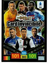 ADRENALYN XL CALCIATORI PANINI 2019-2020 CARD N. 468 CARD INVINCIBILE