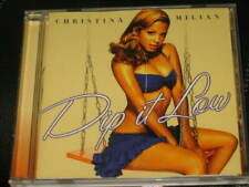 CHRISTINA MILIAN - Dip It Low - 4 Track PROMO DJ CD w/ FABOLOUS & Shawnna! RARE!