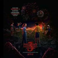 Stranger Things: Soundtrack from the Netflix Original Series, Season 3  - CD