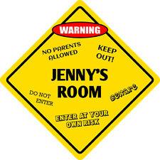 *Aluminum* Jenny's Room