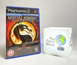 Mortal Kombat: Deception - PlayStation 2 PS2   TheGameWorld