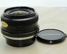 Contax/Yashica fit 28mm f2.8 wide angle lens by Cosina  in fine condition