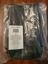 Pampered Chef Insulated Lunch *Bag Only* Make And Take Mason Jar Carrier #1438