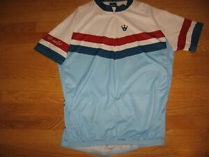 TWIN SIX NEW BICYCLE RACING CYCLING JERSEY XL