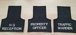 3 Obsolete Thames Valley Police Patches
