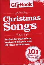 Les chansons de Noël de chansons gig jouer Xmas Pop PIANO GUITARE PAROLES music book