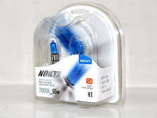 Nokya 7000k 55w Arctic White H1 Halogen Headlight Low Beam Bulbs