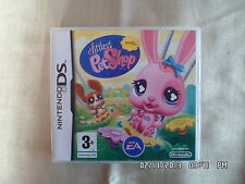 JEU NINTENDO DS : LITTLEST PET SHOP JARDIN      B14