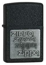 Zippo Zippo Zippo Zippo, 363 Emblem +Wick +Flints