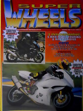 Super Wheels 35 1999 Benelli Tornado 900/3. Prove Buell Lightning, Suzuki [Q69]