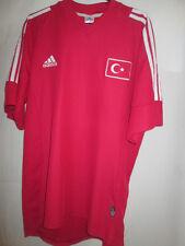 2002-2004 Turkey Home Football Shirt Size Large /15382