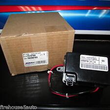 ACDELCO 15-8794 A/C Blower Motor Switch/Resistor GM OE 16250785