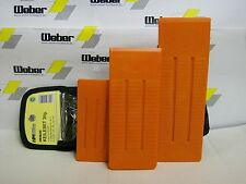Kunststoff Keile Set  Kunststoffkeil Fällkeil Spaltkeil 3er Set orange 955001907