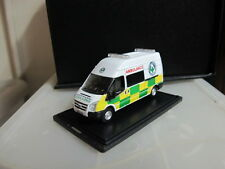 Ford transit MK7 mountain rescue ambulance van model 1/76 oxford