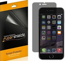 2X Supershieldz Privacy Anti-Spy Screen Protector Shield For Apple iPhone 6S