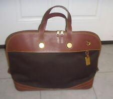 Vintage Dooney & Bourke Travel Bag Weekender Carry On Duffle - 18x13x9 USA