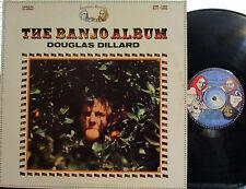Doug Dillard - The Banjo Album  (Together 1003) of Dillard & Clark (bluegrass)
