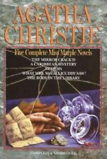 Agatha Christie : Five Complete Miss Marple Novels