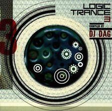 LOGIC trance 3 (1998) DJ Little Jam, Crazy malamute, DJ Dag... [2 cd]