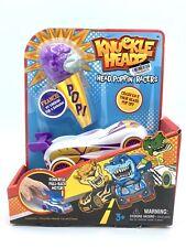 Knuckle Headz Single: Francis - Head Poppin' Racers - Powerful Pulp Back Motor!