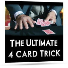 Magic Makers Ultimate 4 Card Trick by George Bradley