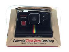 Polaroid Time Zero One Step Rainbow Land Camera Point & shoot in BOX w/Manual