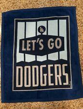 Los Angeles LA Dodgers 2018 NLCS Game 4 Rally Towel SGA
