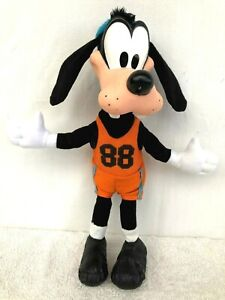 Disney Goofy Basketball McDonalds Promotional Happy Meal Toy Plush Plastic Head