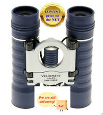 Visionary 'Compact' 10x25 Binoculars Ideal for Walking or Car Glove Box