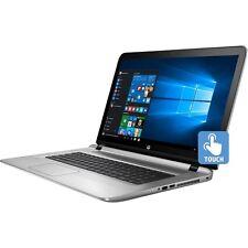 "HP Envy Laptop Touch 17t 17 17.3"" 1080p i7-6700HQ 2.6Ghz 8GB 1TB Backlit Key AC"