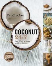 Coconut 24/7 Twenty Four Seven by Pat Crocker Gluten-Free Dairy-Free WT72209