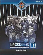 Truck Brochure - International - MaxxForce DT - Engine - 2007 (T1826)