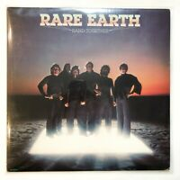 Rare Earth ‎– Band Together LP Vinyl Record Prog Rock Original 1978 VG+