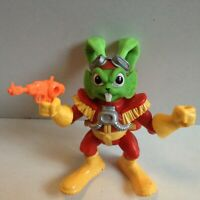 BUCKY O 'HARE Vintage action figure 1991 1990 HASBRO COMPLETE