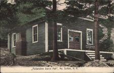 North Sutton NH Follansbee c1910 Postcard