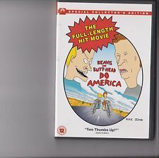 BEAVIS AND BUTT-HEAD DO AMERICA DVD SPECIAL COLLECTORS EDITION