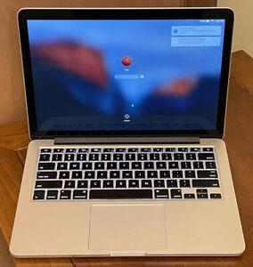 """Apple MacBook Pro Retina Core i5 2.5GHz 8GB RAM 128GB SSD 13"""" MD212LL/A A1425"""