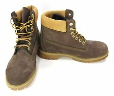 Timberland Shoes 6 Inch Premium Brown/Tan Boots Size 9