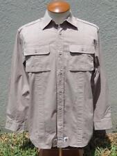 Disney MGM Hollywood Studios INDIANA JONES STUNT SHOW Cast Costume COSPLAY Shirt