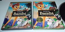 Bambi (DVD, 2005, 2-Disc Set, Special Edition/Platinum Edition) - NEW - SEALED