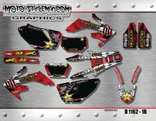 Honda CRf250X CRf 250X  2004 up to 2015 graphics decals kit  Moto-StyleMX