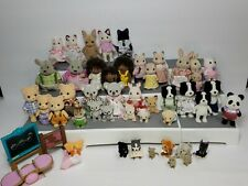 Lot Of 36 Mixed Calico Critters Figures