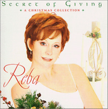 New: Reba McEntire: Secret of Giving: A Christmas Collection CD Audio CD