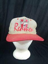 VTG St John's University Redmen Hat The Game Snapback Cap