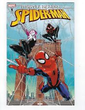 Marvel Action Spider-Man # 1 Variant 1:50 Cover NM IDW