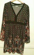 SALE Crossroads Multi-coloured Stretch  Dress size XXL Pre-owned